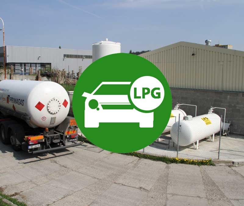 Rychlé a pohodlné tankování LPG v Jablonci za příjemnou cenu