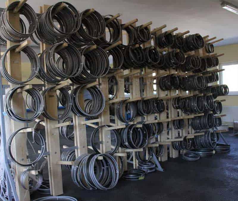 Široký výběr pilových pásů Lenox, poradenství pro řezání