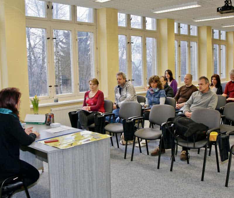 Pronájem učeben a svařovny pro odborná školení a prezentace